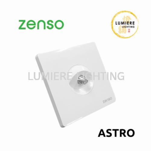 Zenso Switch Grande Astro White