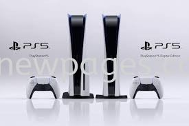 Playstation 5 (PS 5)
