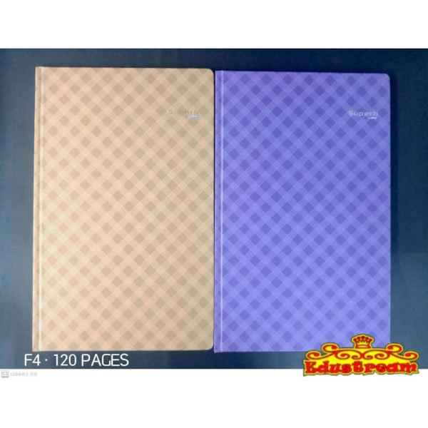 HARD COVER BOOK F4 120 GSM Book Stationery Johor Bahru (JB), Malaysia Supplier, Suppliers, Supply, Supplies   Edustream Sdn Bhd