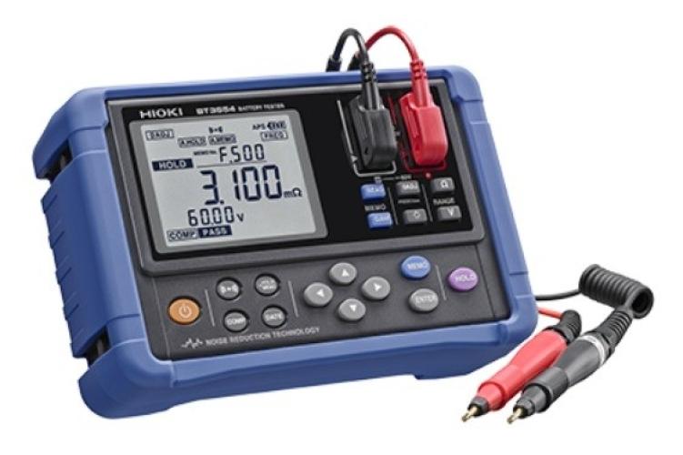 BT3554  BATTERY TESTER (Bluetooth® not installed)