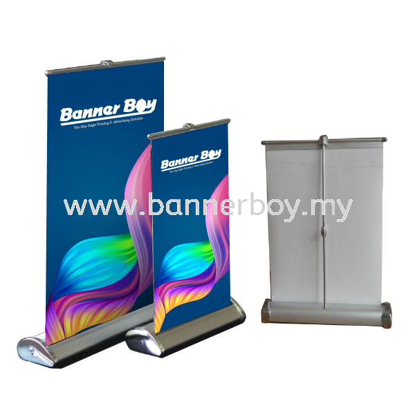 Small Rollup Bunting / Table Rollup / Mini Rollup / Table Notice Board Display Solutions Selangor, Kuala Lumpur (KL), Malaysia, Seri Kembangan Service, Supplier, Supply, Supplies | Ted Print Sdn Bhd