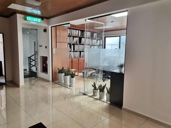 Frameless Glass Frameless Glass Selangor, Malaysia, Kuala Lumpur (KL), Shah Alam Contractor, Installation | Reliance Facade Sdn Bhd
