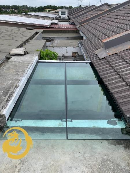 skylight Skylight Glass Products Johor Bahru (JB), Malaysia, Ulu Tiram Supplier, Manufacturer, Supply, Supplies   GAO YONG GLASS & ALUMINIUM WORKS SDN. BHD.