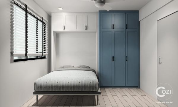 Residential interior Design Meritus Residency 3. Portfolio Penang, Malaysia, Butterworth Design, Renovation, Contractor, Services | Cozi Design Sdn Bhd