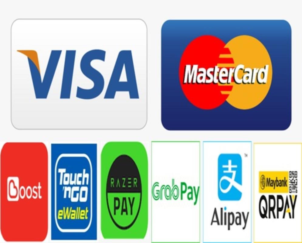 Vendsmith 10G (White) +Debit,Credit & E-wallet