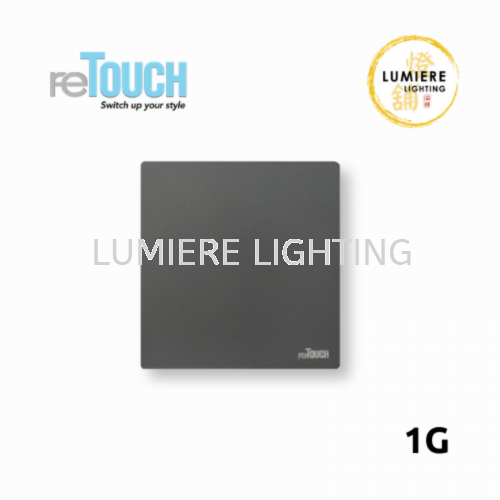 Retouch Switch 1G/2G/3G/4G Matte Grey