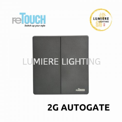 Retouch Switch 2g Autogate Matte Grey