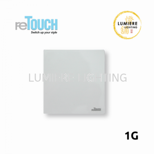 Retouch Switch 1G/2G/3G/4G White