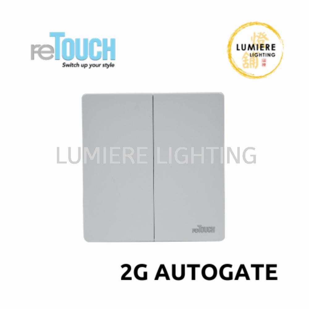 Retouch Switch 2g Autogate White