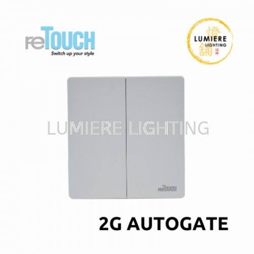Retouch Switch 2g Autogate White