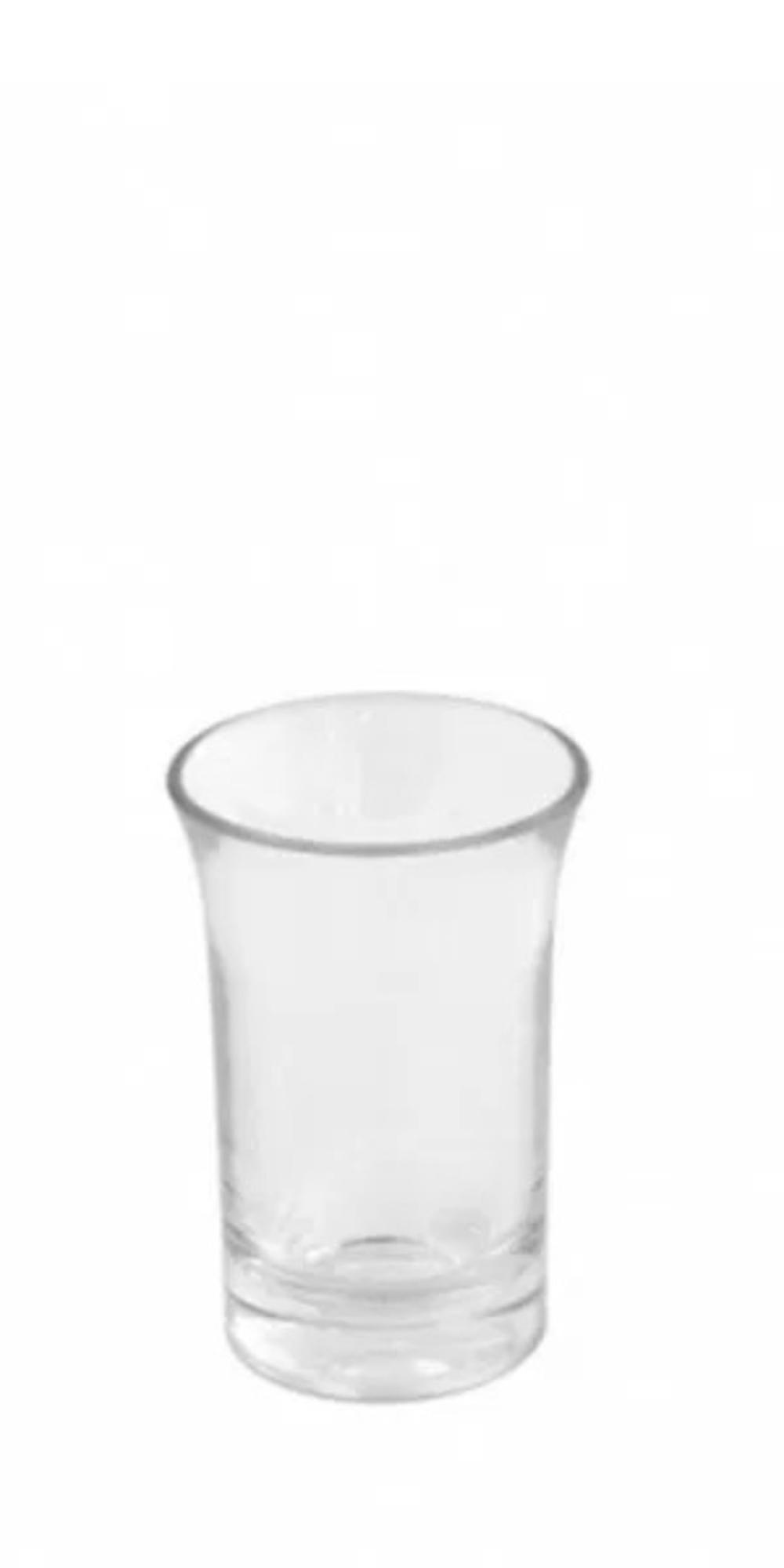 BORGO FORTE JUNIOR SHOT GLASS 3.5CL