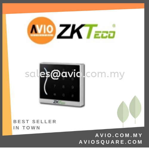 ZKTeco PROID30BE RFID Wiegand Reader + Keypad Dual colour LED Door Access Accessories DOOR ACCESS Johor Bahru (JB), Kempas Supplier, Suppliers, Supply, Supplies | Avio Digital