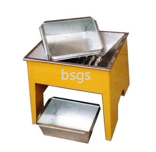 Riffle Box Apparatus (BS 1013) AGGREGATE & ROCK  Malaysia, Selangor, Kuala Lumpur (KL), Petaling Jaya (PJ) Manufacturer, Supplier, Supply, Supplies | BSGS SCIENTIFIC