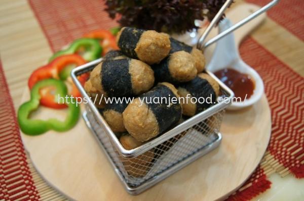 鸡肉卷 全素无蛋无奶系列   Supplier, Suppliers, Supply, Supplies | Yuan Jen Food Sdn Bhd