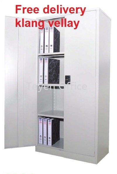 Swinging Door Full height Cupboard Steel Cabinet S118 FULL HEIGHT CABINET STEEL Selangor, Malaysia, Kuala Lumpur (KL), Banting Supplier, Suppliers, Supply, Supplies | TEYEN OFFICE FURNITURE SDN BHD