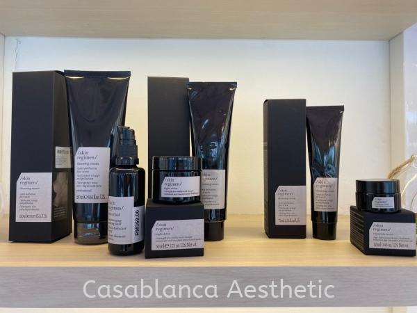 Skin Regimen Comfort Zone Italy 护肤品   Services | SYF INFINITY