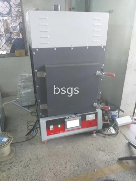 Asphalt Binder Analyser Oven Ignition Method (BS 2020) BITUMEN & ASPHALT Malaysia, Selangor, Kuala Lumpur (KL), Petaling Jaya (PJ) Manufacturer, Supplier, Supply, Supplies | BSGS SCIENTIFIC