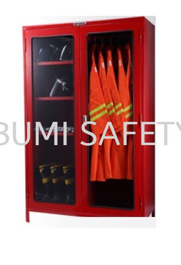 Fire Suite Cabinet Fire Fighter Selangor, Kuala Lumpur (KL), Puchong, Malaysia Supplier, Suppliers, Supply, Supplies | Bumi Nilam Safety Sdn Bhd