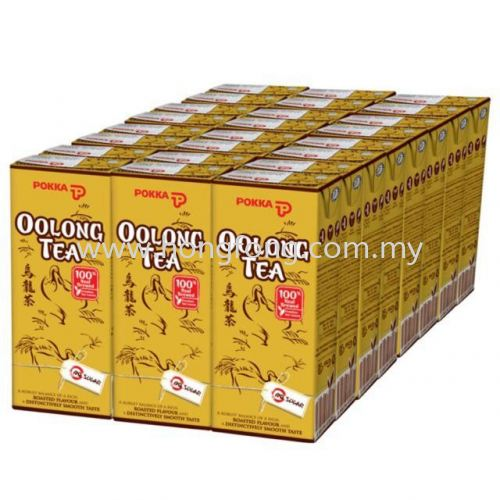 POKKA Oolong Tea TP 250ML