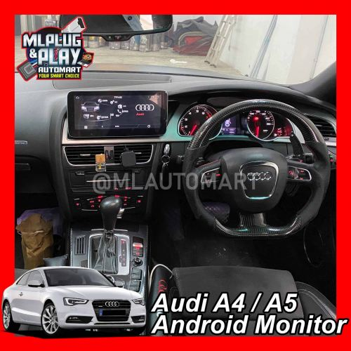 Audi A4/A5 - Touch Screen Android Monitor (S4/ RS4/ S5/ RS5)