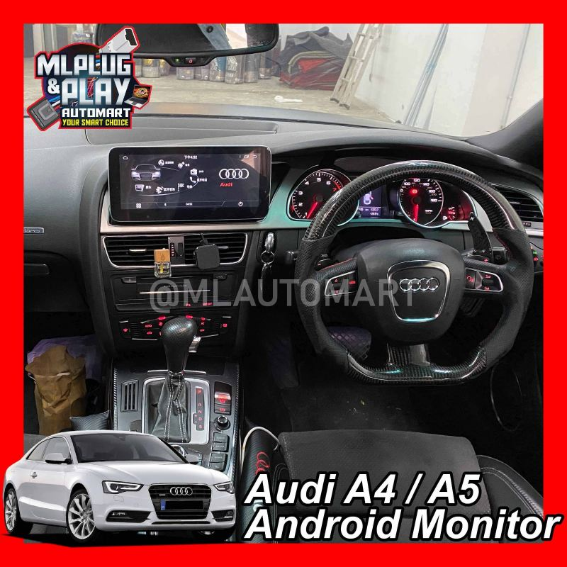 Audi A4 / A5 - Touch Screen Android Monitor
