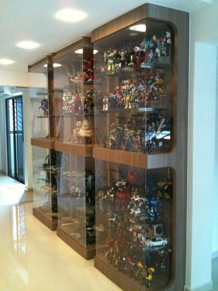 Toys Collection Display Cabinet Display Cabinet Selangor, Malaysia, Kuala Lumpur (KL), Puchong Supplier, Suppliers, Supply, Supplies | Greenwood Interdesign Sdn Bhd