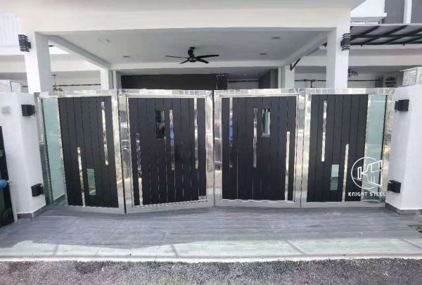 Folding Trackless System Taman Putra Bukit Rahman Putra, Selangor Trackless System Johor Bahru (JB), Malaysia Supplier, Suppliers, Supply, Supplies | Knight Services Enterprise Sdn Bhd