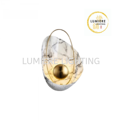 Nordic Marble Design Wall Light