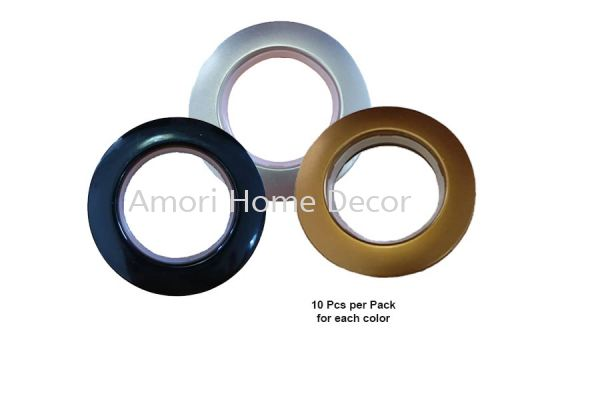 EYELET RINGS Accessories Perak, Malaysia, Ipoh Supplier, Suppliers, Supply, Supplies | Amori Home Decor Sdn Bhd