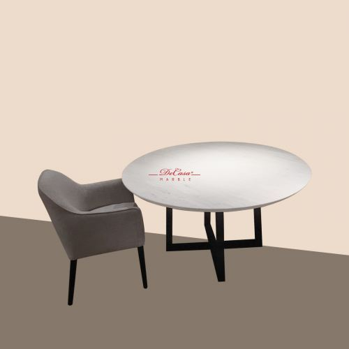 Sivec White | Greece | 6 seaters | Dining Table only