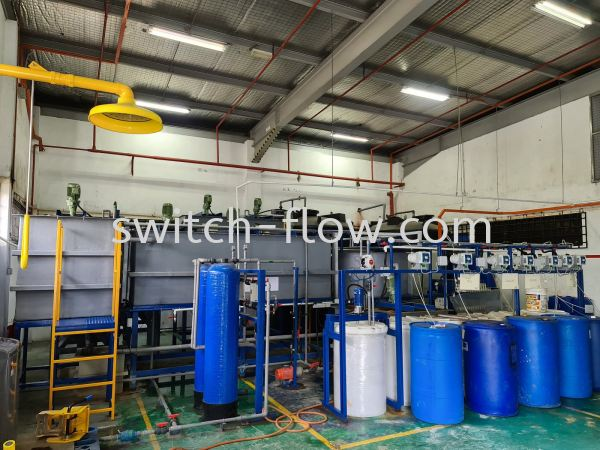 Wastewater Treatment Plant Industrial Wastewater Treatment Plant Malaysia, Johor Bahru (JB), Selangor, Kuala Lumpur (KL) Services, Consultant | Switch Flow Group