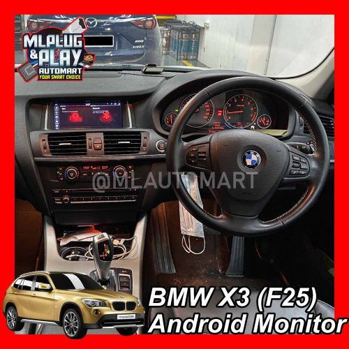 BMW X Series X3 F25 - Touch Screen Android Monitor