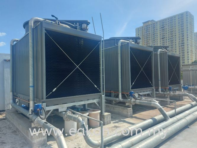 Inspection and Performance Test Cooling Tower