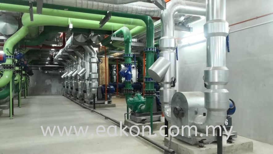 Water Pump Installation & Commissioning Services