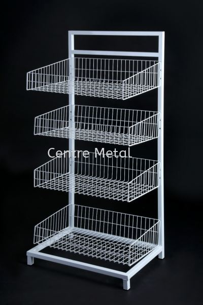 Mineral Water Rack Display Rack Penang, Malaysia, Butterworth Supplier, Suppliers, Supply, Supplies | Centre Metal Industrial Sdn Bhd