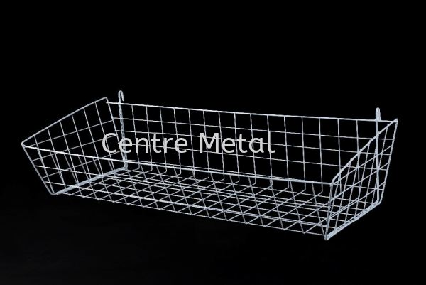 Netting Basket 3' Display Rack Penang, Malaysia, Butterworth Supplier, Suppliers, Supply, Supplies | Centre Metal Industrial Sdn Bhd