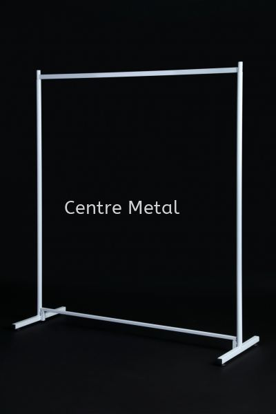 T - Shirt Stand 3' ( Chrome ) Display Rack Penang, Malaysia, Butterworth Supplier, Suppliers, Supply, Supplies   Centre Metal Industrial Sdn Bhd