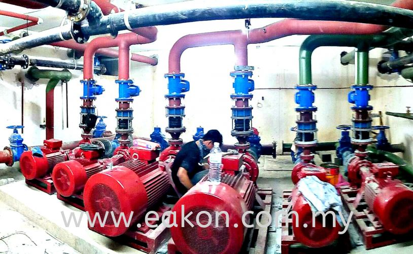 Fire Protection System and Install Design