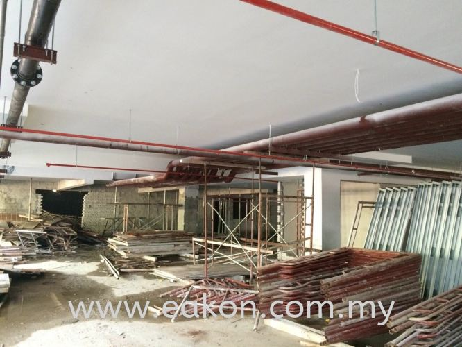 Fire Protection Installation Work