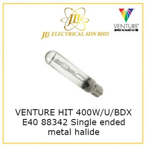 VENTURE HIT 400W/U/BDX E40 88342 SINGLE ENDED METAL HALIDE