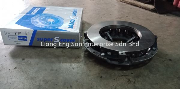 CLUTCH COVER 14¡± CLUTCH COVER & CLUTCH DISC PLATE CLUTCH SYSTEM SPARE PART LORRY Johor Bahru (JB), Malaysia, Setia Indah Service, Rental, Supplier, Supply  | Liang Eng San Enterprise Sdn Bhd