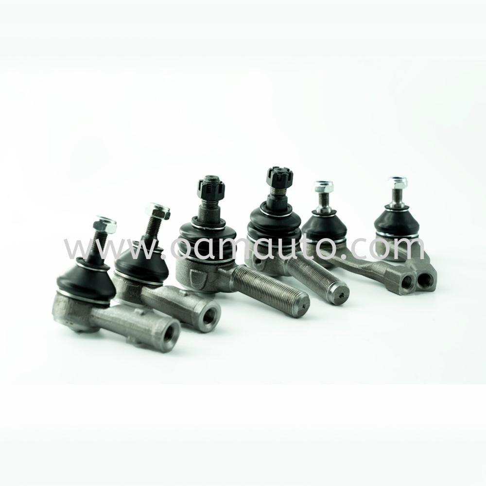 Tie Rod End (Available For European Vehicles: Volkswagen, Citeroen, Audi, Mercedes, BMW, Ford, Chevrolet, Peugeot, Fiat)