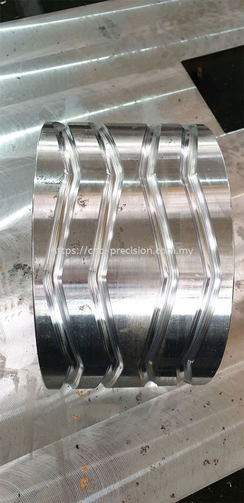 4 Axis Milling