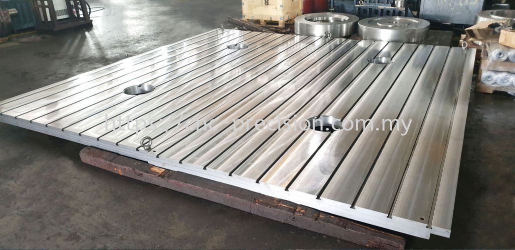 CNC Milling Inspection Table