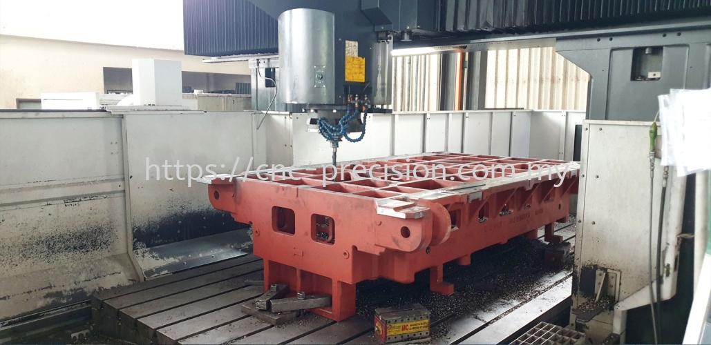 CNC Milling Mold Base