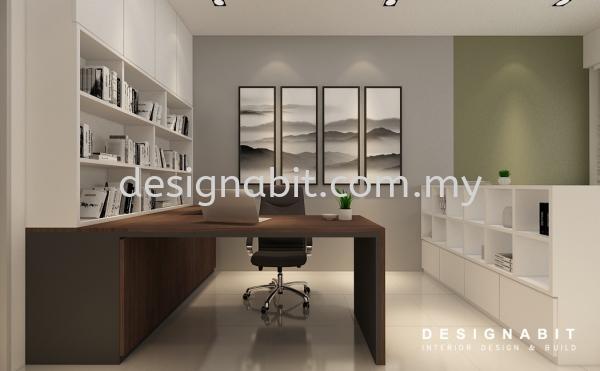 STUDIO HOUSE 1 (TASEK) 办公室 / 书房   Design, Service | DESIGNABIT INTERIOR DESIGN AND CONSTRUCTION