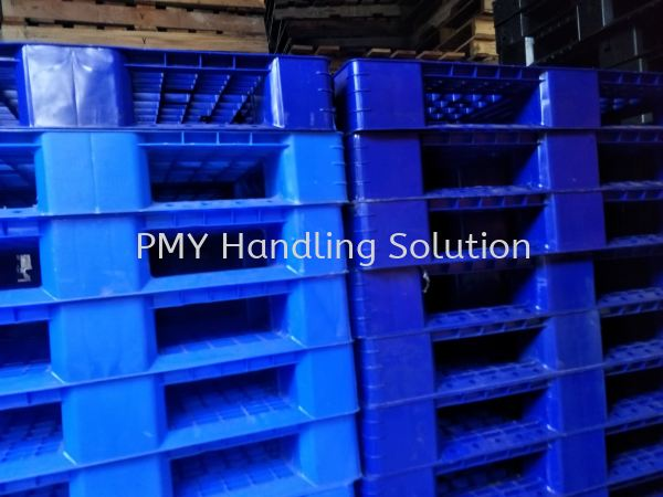 Recycled Plastic Pallet Used Plastic Pallet Used Pallet Selangor, Kuala Lumpur, KL, Malaysia. Supplier, Suppliers, Supply, Supplies | PMY Handling Solution