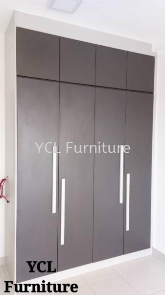 Melamine Swing Door Wardrobe Semenyih wardrobe Selangor, Malaysia, Kuala Lumpur (KL), Semenyih Supplier, Suppliers, Supply, Supplies | YCL Furniture