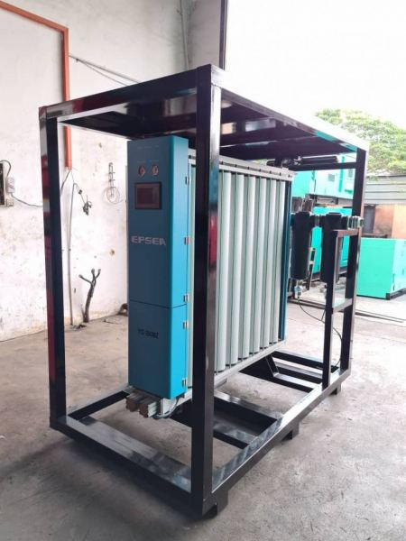 Desiccant Air Dryer for Rental Air Dryer Johor Bahru (JB), Malaysia, Masai Rental, Supplier | Megah Machinery