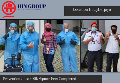 Cyberjaya-Cimform Case- (Professional Covid-19 Disinfection Service's)